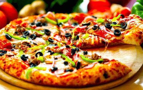 Giropizza tutti i giovedì al ristorante pizzeria Sunrise a Bormio
